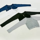 Кофта спортивная для фитнеса и йоги Lingo 1543 4 цвета, размер M-L 40-48