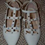 Новые туфли босоножки Atmosphere 24.5 38 размер Англия