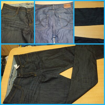 S.Oliver Джинсы М 30/32 джинси джинсовые штаны