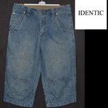 Бріджі джинсові чоловічі Identic W32 S-M Німеччина шорты джинсы мужские