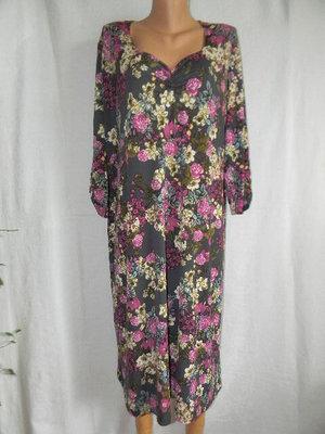 Красивое платье большого размера 22p