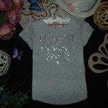 4-6лет.стильная футболка h&m.мега выбор обуви и одежды