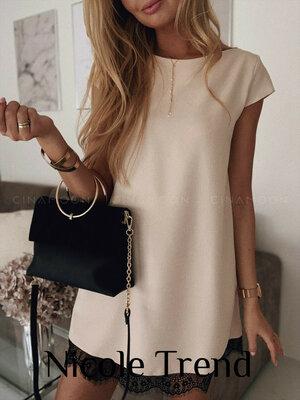 Летнее элегантное платье Шейла