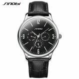 Мужские наручные часы Sinobi 9546 Black