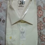 Рубашка мужская normal-schnitt размер xxl-54-44 ворот 43-44