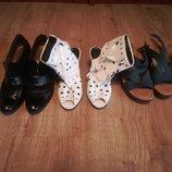 Босоножки, туфли, сапоги 41, 42р 27-27.5 см стелька