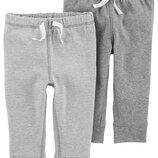 Комплекты трикотажных штанишек Carters.