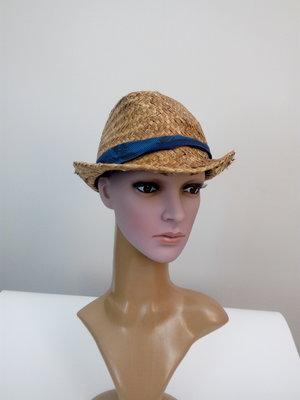57-58 р скидки Натуральная солома шляпа трибли C&A