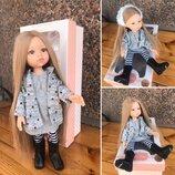 Испанская кукла Карла Рапунцель 34 см, Paola Reina, 14813, 04410