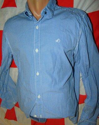 Стильная фирменная брендовая рубашка s.Oliver.м .
