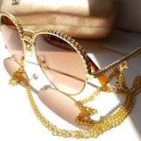 New- роскошная коллекция Chanel CH 4242 c.C 395/S5 с цепочкой/очки и оправы