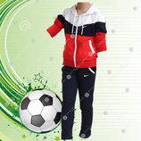 Подростковый Спортивный костюм Найк Адидас для мальчиков10-16 лет
