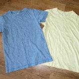 Marks&Spencer Две футболки на 4-5 лет, сделанв в Бангладеш 100% коттон