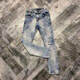 Модные джинсы варенки Zara на 8 л