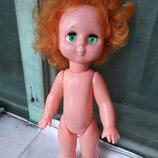 Кукла Ссср редкая кузедеевская 42 см