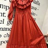 Платье в пол Эксклюзив романтики