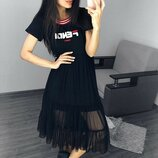 Платье Fendi 42 44 46 48 размеры 2 цвета