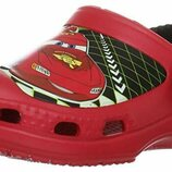 Кроксы Crocs Lightning McQueen Clog р.J3 - 22,5см