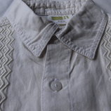 Рубашка натуральный лён 100% Качество Брэнд