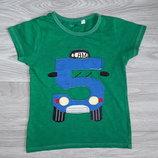 Футболка на 5 лет, футболка с цифрой 5, футболка мальчику на именины, футболка на 5 День рожденья