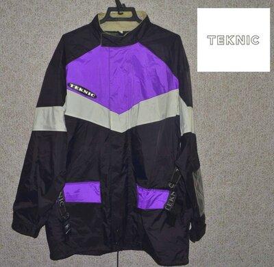 Брендова куртка-вітрівка чоловіча Teknic XL-XXXL Німеччина ветровка мужская