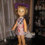 Кукла Ссср 68 см Анюта Горький, достаточно редкая