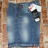шорты джинс бермуды 9-10лет Chapter Young новые большой выбор одежды