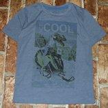 футболка Динозавр 4года Маталан большой выбор одежды