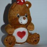 новая мягкая игрушка мишка care bears 2010 год оригинал