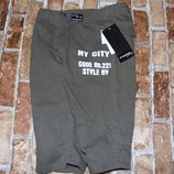 шорты бермуды 10-11лет Chapter Young новые большой выбор одежды