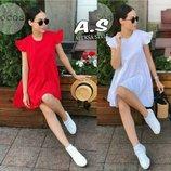 Платье 4 цвета 42-44 размеры