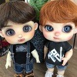 Чудесные малыши. Милейшие создания. BJD кукла. Bru Gloomy, 18cm Island Doll. Кукла Бжд.