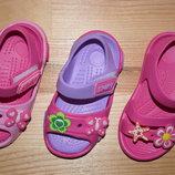 Пляжні босоніжки на дівчинку пінка р.24-29 босоножки пляжные крокси пенка кроксы
