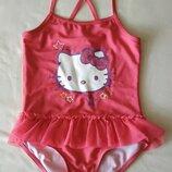 Фирменный купальник Hello Kitty, оригинал, 6-7 лет