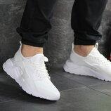 Кроссовки мужские Nike Air Huarache white 8049