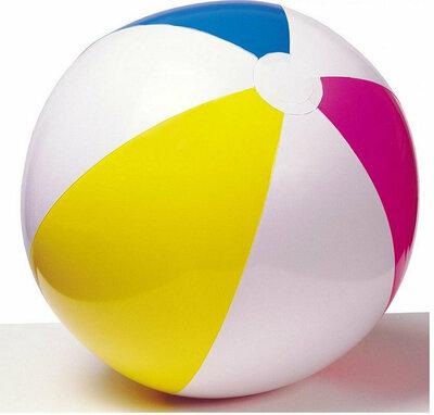 Надувной мяч для пляжа 61см Intex 59030