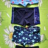 Плавки,шорты купальные для мальчика 6-8 лет