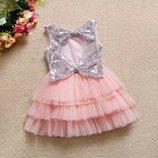 Нереально красивое платье р. 90-130