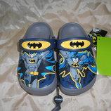 Сrocs Crocsfunlab Batman Smoke Clogs