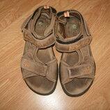 Кожаные босоножки, размер 35, Италия
