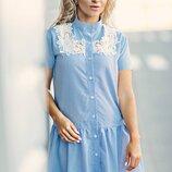Повседневное платье Бриджит
