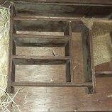Коробка деревянная для мелочей или подарка