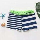 Плавки для мальчика для плавания, 5-8 года, новые