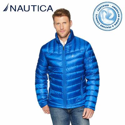 Ультралегкий мужской пуховик куртка пакуемая Nautica Lightweight Down XL