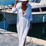 Платье рубашка с поясом 42-46, 48-52 размеры 3 цвета