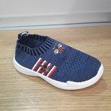 Крутые летние кеды - кроссовки для мальчика фирмы jong golf рр. 26 27 28 29 30 31