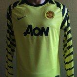Футбольная футболка NIKE FC MANCHESTER UNITED оригинал размер S