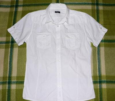 Летняя рубашка Colin's Колинз размер М