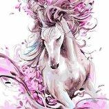 Картина по номерам. Brushme Изящная лошадь GX22388