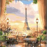 Картина по номерам. Brushme Парижское кафе GX22529